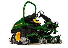 Fairwaymäher: John Deere - 8000A E-Cut Hybrid