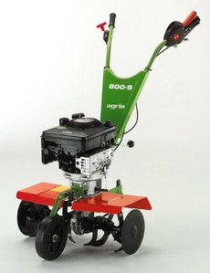 Motorhacken: 								agria - 500 E Farmhandy