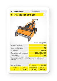 Mieten  Schlegelmäher: AS-Motor - 901 SM (mieten)