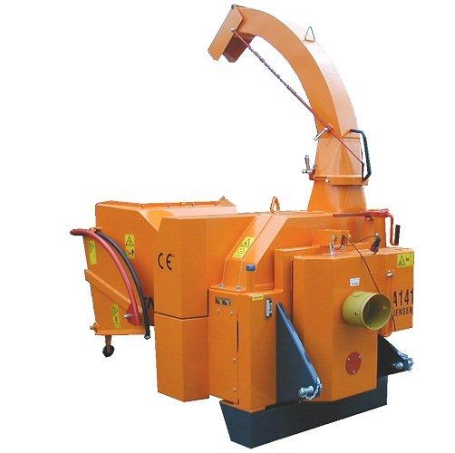 Holzhacker:                     Jensen - A141 XL Holzhacker Zapfwellenmaschine