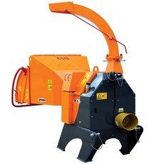 Holzhacker: Jensen - A540  Holzhacker Zapfwellenmaschine