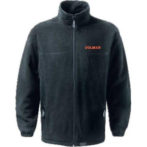 Außerdem Zusätzlich GRATIS > DOLMAR Fleece Jacke schwarz + Jacke mit eingestzten Ärmeln und Reißverschluss vorn. + Das Zugband am Saum und die elastischen Ärmelbündchen sorgen für hohen Tragekomfort + hochwertige DOLMAR Bestickung auf linker Brustseite + zwei Handwärmer-Taschen mit Reißverschluss