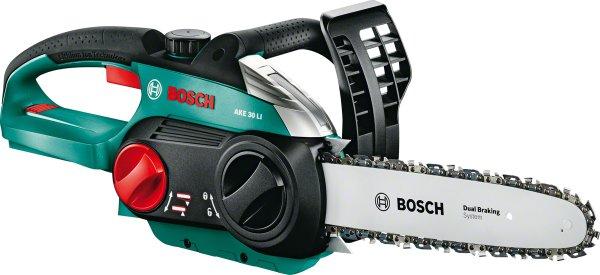 Akkumotorsägen:                     Bosch - AKE 30 LI