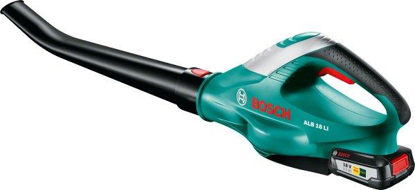 Laubbläser:                     Bosch - ALB 18 LI - 1 Akkupack