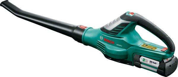 Laubbläser:                     Bosch - ALB 36 LI 1 Akkupack