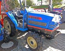 Gebrauchte  Kompakttraktoren: Iseki - ALLRADTRAKTOR TA 207 (gebraucht)