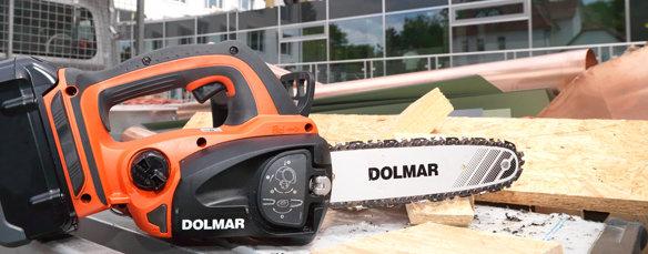 Mit der preisgünstigeren Normalschneidausrüstung auf Bau oder für die Baumpflege ebenso perfekt im Einsatz