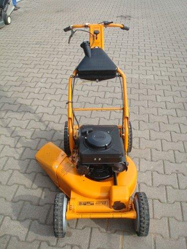 Gebrauchte                                          Wiesenmäher:                     AS-Motor - AS-Allmäher AS53B1 Allrad (gebraucht)