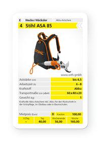 Mieten  Akkuastscheren: Stihl - ASA 85 inkl. Akku (mieten)
