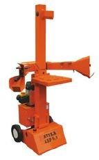 Holzspalter:                     Atika - ASP 5,5 mit Wechselstrommotor