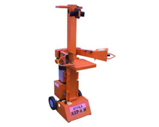 Holzspalter:                     Atika - ASP 6 N (Wechselstrommotor)