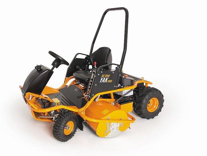 Angebote                                          Geländemäher:                     AS-Motor - AS 1040 YAK 4WD (gebraucht, Empfehlung!)