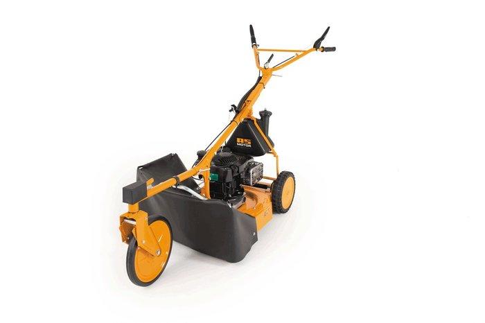 Benzinrasenmäher:                     AS-Motor - AS 21 4T Comfort