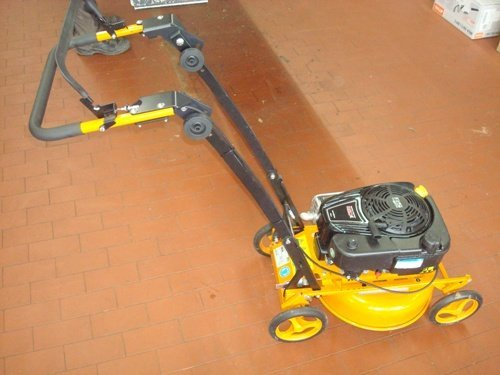 Gebrauchte                                          Mulchrasenmäher:                     AS-Motor - AS 420 4T  (gebraucht)