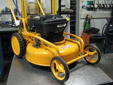Gebrauchte  Benzinrasenmäher: AS-Motor - AS 510 PRO CLIP 4T A (gebraucht)