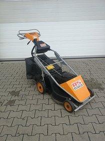 Gebrauchte Profirasenmäher: AS-Motor - AS 550/2T Enduro (gebraucht)