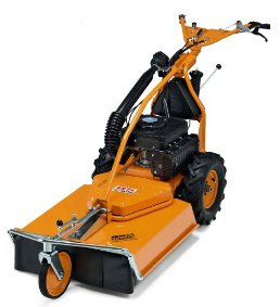 Wiesenmäher:                     AS-Motor - AS 65 / 2T Enduro KAT