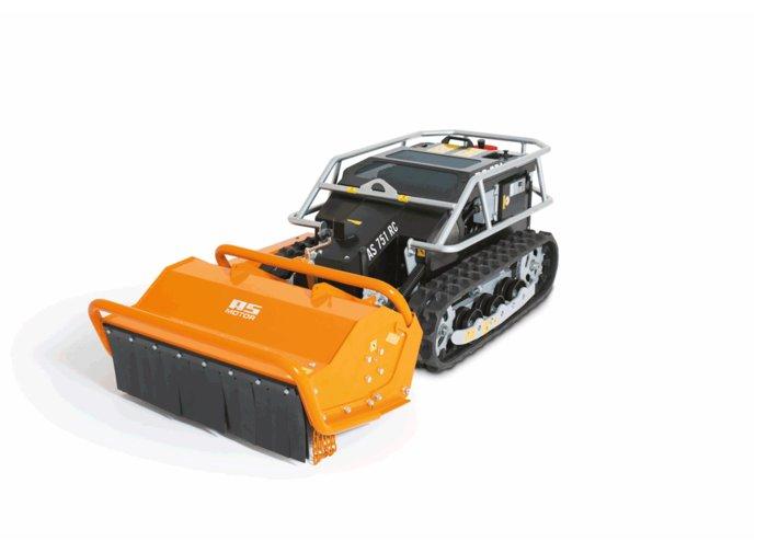Schlegelmäher:                     AS-Motor - AS 751 RC