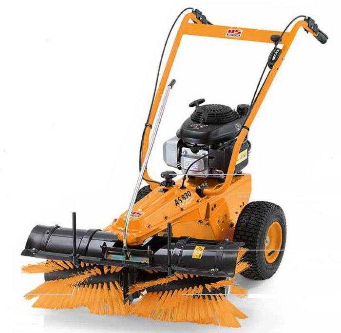 Kehrmaschinen:                     AS-Motor - AS 835 EcoBrush