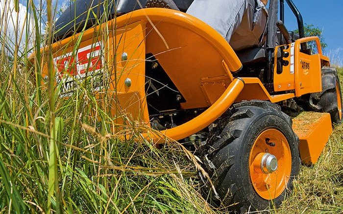 Gebrauchte                                          Geländemäher:                     AS-Motor - AS 915 Enduro (gebraucht)