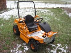 Gebrauchte  Hochgrasmäher: AS-Motor - AS 940 Sherpa 4WD Hochgrasmäher (gebraucht)