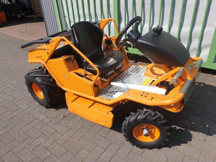 Gebrauchte                                          Geländemäher:                     AS-Motor - AS 940 Sherpa 4WD XL (gebraucht)