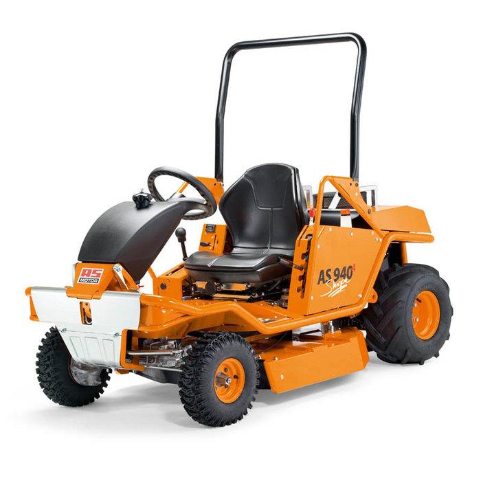Gebrauchte                                          Geländemäher:                     AS-Motor - AS 940 Sherpa 4WD XL Aufsitzmäher (gebraucht)