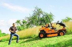 Rasenmäher: AS-Motor - AS Aufsitzmäher 940 Sherpa RC 4WD