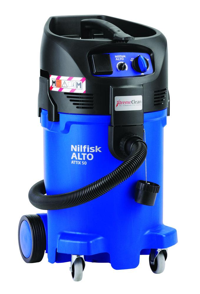 Sauger:                     Nilfisk - ATTIX 50-2M XC