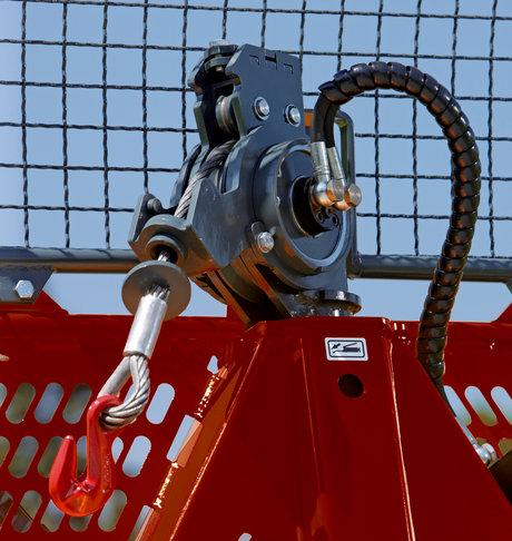 Angebote                                          Seilwinden:                     Greenbase - AXFSW5HPROHS Titanium Forstseilwinde (Empfehlung!)