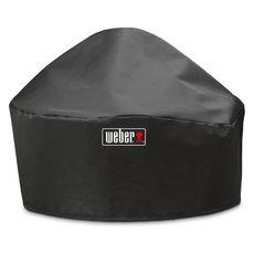 Abdeckhauben: Weber-Grill - Abdeckhaube Premium für Performer GBS mit heruntergeklapptem Tisch (Art.-Nr.: 7145)