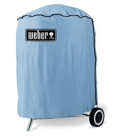 Abdeckhauben: Weber-Grill - Abdeckhaube Premium für Summit 400-Serie (Art.-Nr.: 7103)