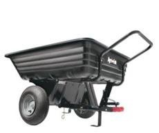 Anbaugeräte: AgriFab - AgriFab 450345 Anhänger Kippanhänger mit Kunststoffwanne 160 kg 269,00 EUR