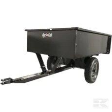 Angebote Rasentraktoren: Agri'Fab - Agri'Fab Rasentraktor Kippanhänger 550 kg (Aktionsangebot!)