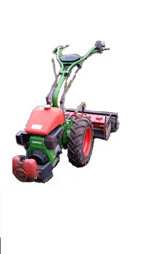 Mieten                                          Bodenbearbeitungsmaschinen:                     agria - Agria 3400 Kreiselegge (mieten)