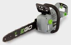 Akkumotorsägen: EGO - Akku-Kettensäge // CS1600E
