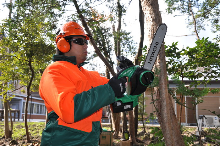 Optimal für lärmsensible Einsatzbereiche, wie Schrebergärten, Kurparks, Wohnvierteln oder Krankenhäuser.