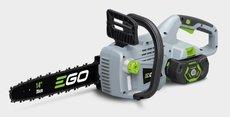 Akkumotorsägen: EGO - Akku-Kettensäge SET // CS1401E