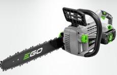 Akkumotorsägen: EGO Power - Akku Kettensäge CS1400E