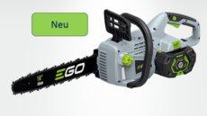 Akkumotorsägen: EGO Power - Akku Kettensäge CS1600E
