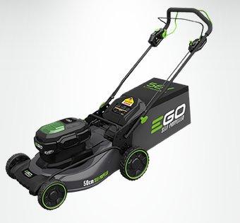 Angebote                                          Akkurasenmäher:                     EGO Power - Akku Rasenmäher EGO LM2014E SP (Aktionsangebot!)