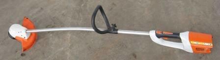 Gebrauchte                                          Rasentrimmer:                     Stihl - Akku Rasentrimmer FSA 65 170001 (gebraucht)