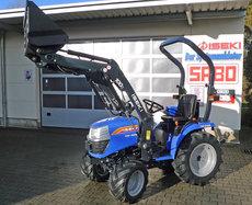 Angebote  Kompakttraktoren: Iseki - Allradschlepper TM 3185 AL mit Frontlader (Aktionsangebot!)