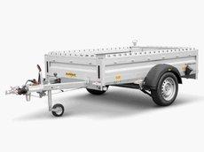 Anhänger: Humbaur - Fahrzeugtransporter HKT 132515S / 4089