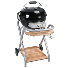 Kugelgrills: Outdoor Chef - Ampri 480 G Schwarz