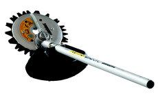 Gebrauchte  Kombigeräte: Shindaiwa - Anbaugerät Kreiselschere (gebraucht)