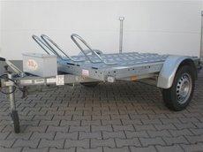 Gebrauchte Motorradtransportanhänger: STEMA - Anhänger MT0851 (gebraucht)