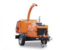 Mieten  Holzhäcksler: Timberwolf - Anhängerhäcksler TW 280TDHB (mieten)