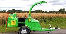 Mieten  Gartenhäcksler: GreenMech - Arborist 130 (mieten)