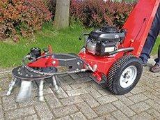 Bodenpflegetechnik: Kersten - Arealpflegemaschinen